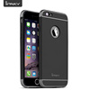 IPAKY 3 In 1 Hybrid Matte Case For iPhone 6 6S PC Bumper Mobile Back Case Cover For iPhone 6 6S Cellphone Case