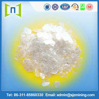 transparent silver mica supplier