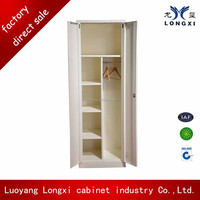 2 doors metal cabinets/steel locker for dorm/office/school /gym