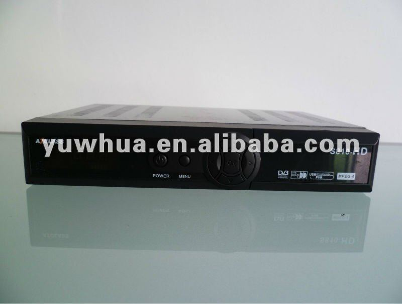 decodificador azbox azclass s810hd