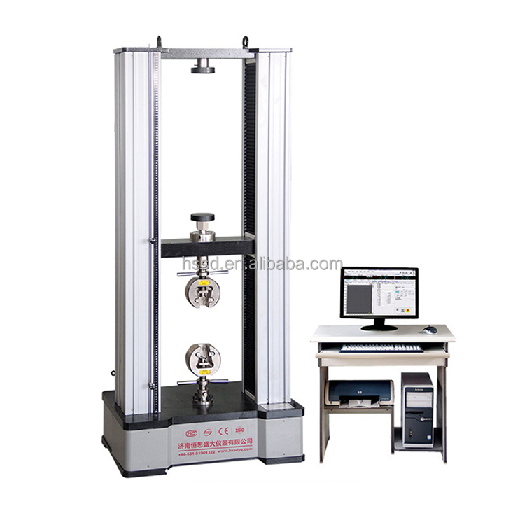 Chinese suppliers 20KN/4500LBF/2000KGF universal tensile compression strength material tester