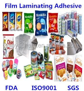 Solvent based polyurethane Laminating adhesive for flexible packaging