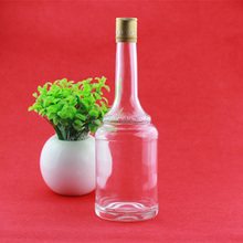 unique shaped 750 ml bottles whisky glass bottle wholesale european spirits bottles