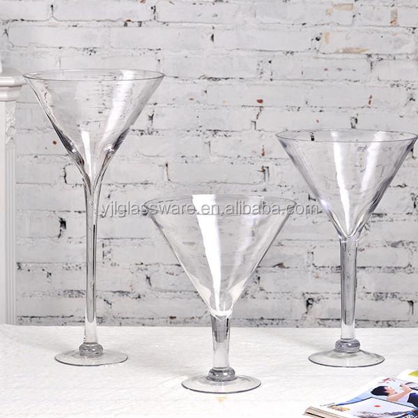 Wholesale martini glass vases centerpieces buy