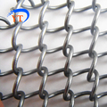 China Products metal coil drapery mesh curtain for room divider