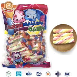 3g sweet confectionery mini colored halal marshmallow