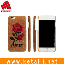 Customized design Ultra thin PC Plastic hard pattern slim mobile Phone shell Back Cover case for iphone 6 6S plus