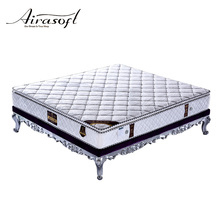 Sweet dream queen size pocket spring slumberland soft mattress