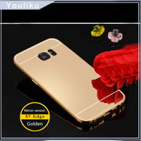 jordan phone metal back cover for samsung galaxy s advance grand neo i9060 case for grand 2 g7106 mirror back cover