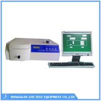 Textile formaldehyde test equipment