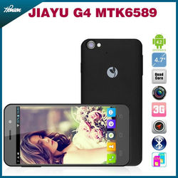 Jiayu G4 Quad Core 3G Smartphone MTK6589 quad core 4.7 inch IPS Screen 1GB RAM 4GB ROM Android 4.2 smartphone