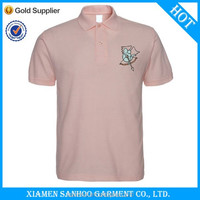 220Gsm 100% Cotton China Supplier High Credit Express Polo Shirts Wholesale Alibaba Online
