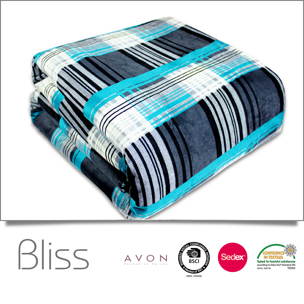 Fancy design custom printed mora koyo blanket spanish blanket wholesale china blanket