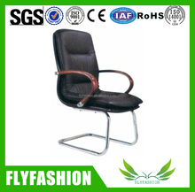 Matel Frame Modern Leather Chair For Sale
