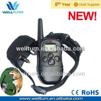 Remote dog collar pet product distributors