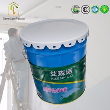 Guangzhou multicolor 5 in 1 water-based acrylic paint for house
