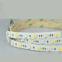 Non-waterproof multicolor SMD5050 RGB+W led strip