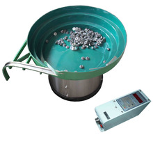 hex square fastener nut feeder/ vibration bowl feeder with counter