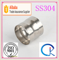 GB Stainless Steel Equal Coupling Welded Steel Pipe