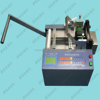 Electric knitted hose cutting machinery