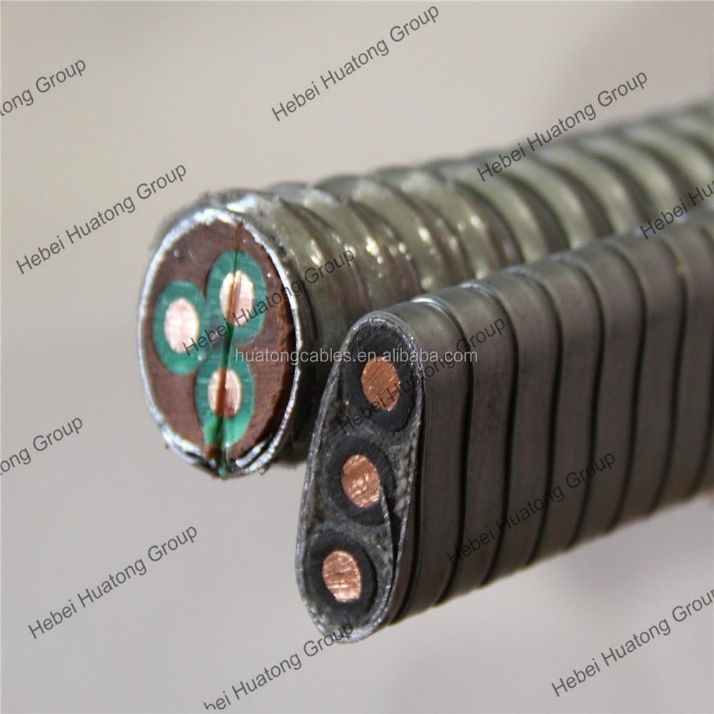 Lead Sheath Cable : Kv awg epr insulation lead sheath esp cable submersible