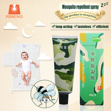 Hot selling brand new very powerfull safe and non-toxic mosquito repellent gel