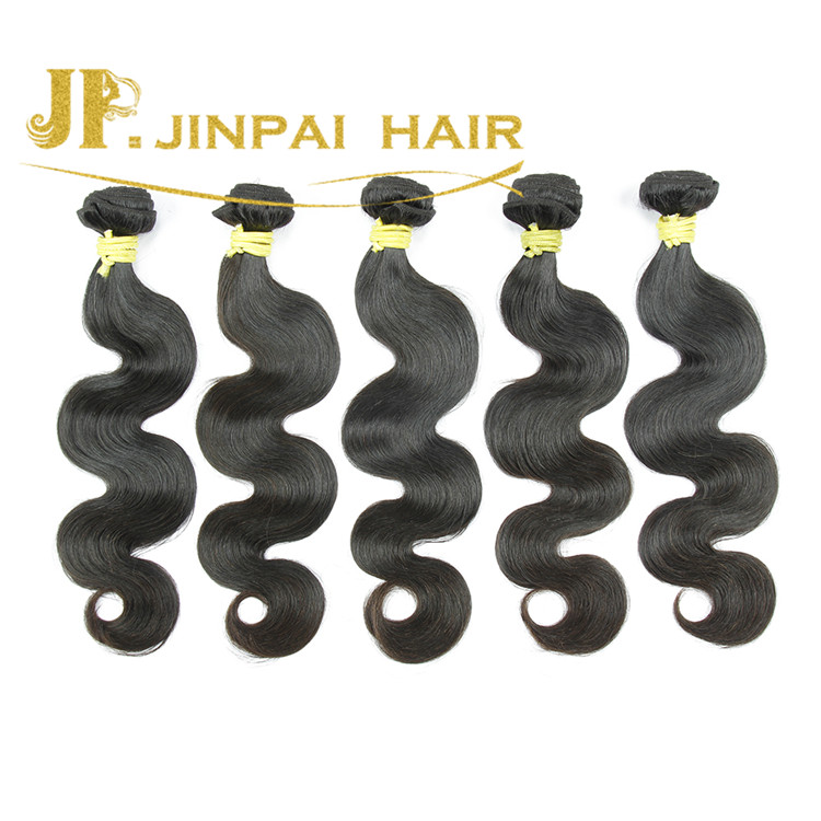 JP Hair Factory Outlet Cheap Cambodian Body Wave Virgin Remy Hair Weaving