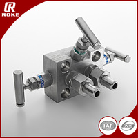 Stainless Steel Oil and Gas Valve SS316 Hydraulic Manifold