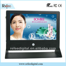 small size motion activated video player support 24/7