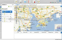 GPS Vehicle Tracker System Software