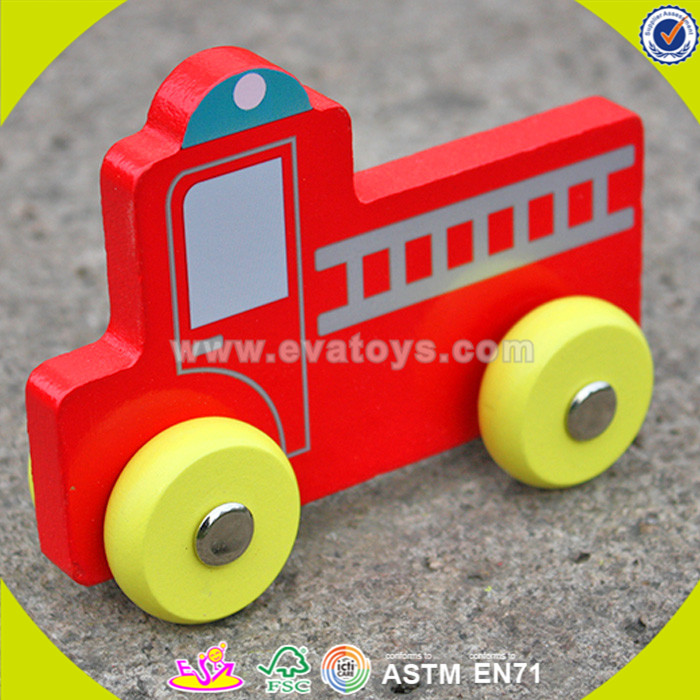 wholesale brand new style Cute Toy Car Mini Wooden Vehicle toy,Wooden Little Vehicle toy,Funny play wooden toy vehicle W04A127