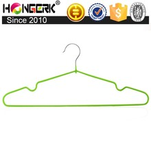 PVC coated clothes hanger,metal clothing hanger