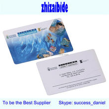 rfid 125khz frequency credit card size blank card