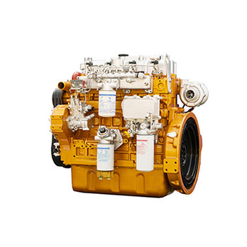 100HP water cooling YUCHAI YC4A100-T3 diesel engine