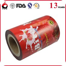 high barrier Biscuit Wrapper Metalized protective Plastic Roll Film for Bag Making