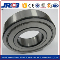 JRDB high precision Deep Groove Ball Bearing 6312 2Z C3 bearing 60mm I.D, 130mm O.D