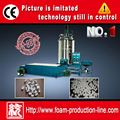 Top Quality Automatic EPS Batch Pre-expander Foam Beads Making Machine