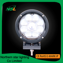 auto accessories LED working light spot flood beam apply offroad auto cars with 45w 9PCS * 5W CREEs chip 4x4