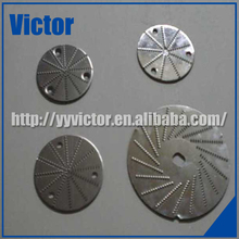 Zinc plating stainless steel how to metal stamp