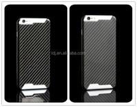 For iPhone 6 Real Carbon Fiber Pattern Back Cover Case For iPhone 6 4.7 inch For 6s 6s plus