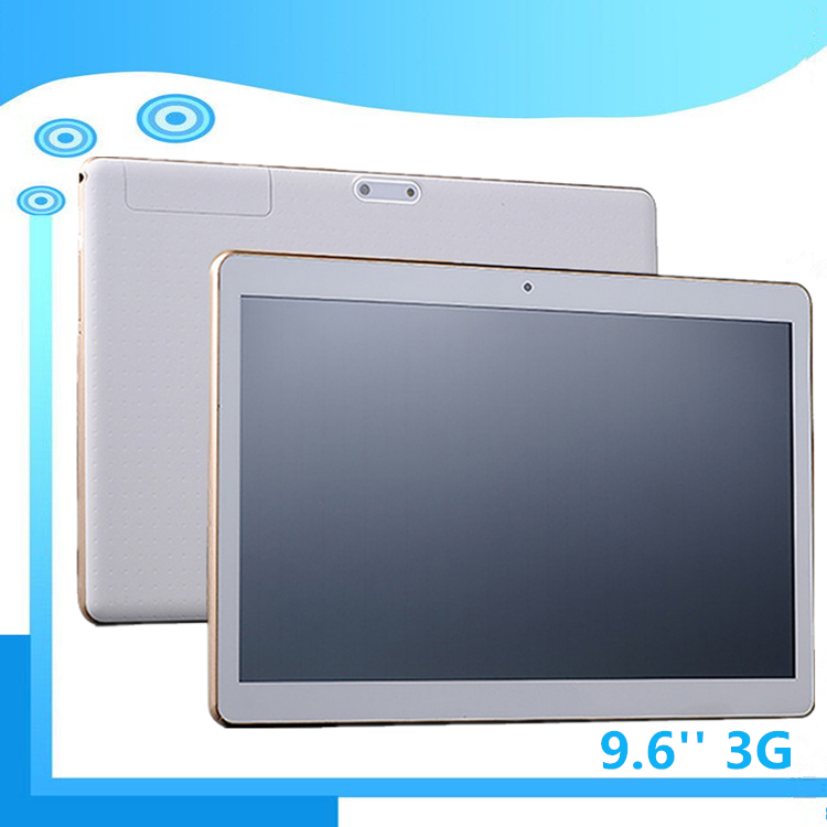 9.6 inch <strong>A101</strong> Dual SIM Tablet PC MTK6582 Quad Core IPS 1024*600 2GB 32GB 5.0Mp Camera