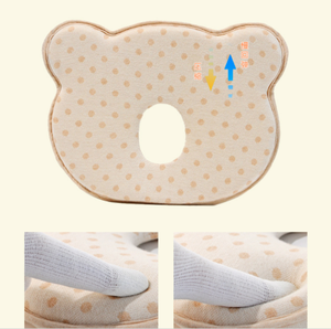 Baby Flat Head Memory foam Baby Pillow