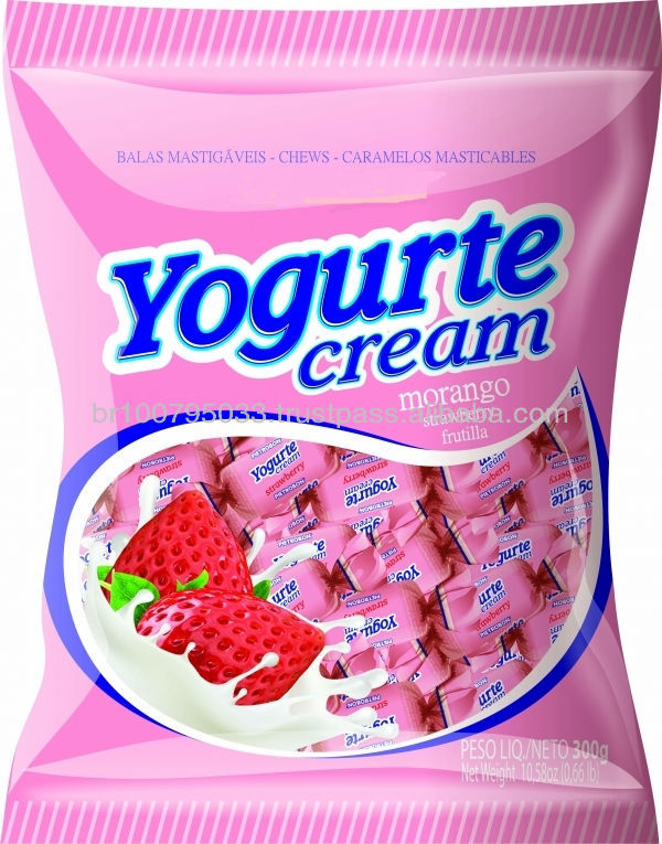 Yogurt Cream Candy