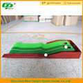 High Quality Mini golf wooden frame putting green trainer
