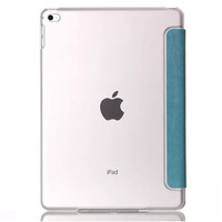 leather flip stand case for ipad air 2 case, for apple ipad air 2 stand case