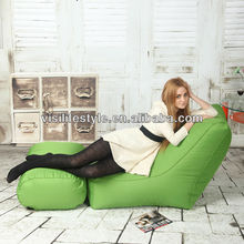Versatile 300D polyester PVC bean bag chair distributor
