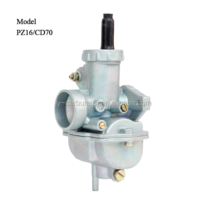 Carburetor PZ16 for motorcycle dirt bike JH70 CD70
