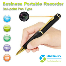 720P H.264 Mini Hidden Pen Camera Digital Pocket Video Camera