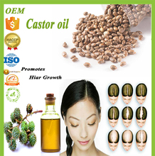 2017 hot sale bulk sale raw flavored castor essential oils for hair growth