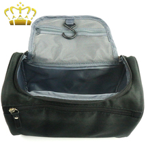 Multi-Functional Make Up Brush Bag Travel Wash Nylon Waterproof Cosmetic Bag